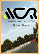 Auto Club Revolution<br>British Pack